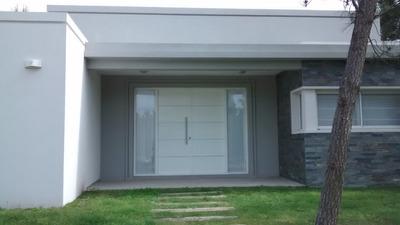 Casa En Alquiler,costa Esmeralda,residencial 1-332