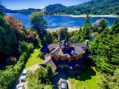 Bariloche Casa Con Costa De Lago Nahuel Huapi