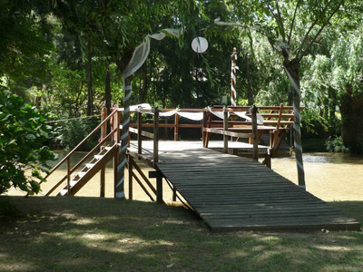 Cabaña Libertad En El Delta, Tigre, Muy Lindo Lugar