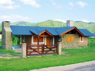 Alquilo Casa Con Vistas A Las Sierras