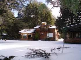Lc104 Excelente Casa C/ Costa Lago En Lago Moreno. 4 Dormitorios