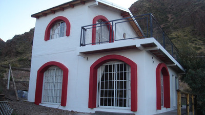 Alquiler Casa San Rafael - Club Nautico Los Reyunos