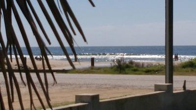 La Paloma 3 Casas Frente Al Mar!! Cofortables Para 4 Y 6