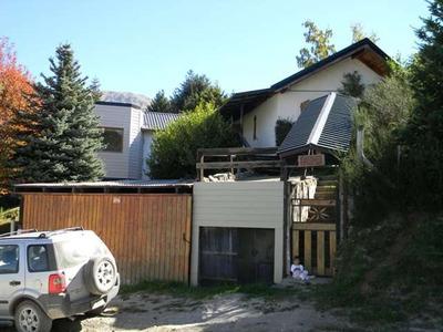 Lc185 Excelente Casa En Cerro Catedral. 3 Dormitorios