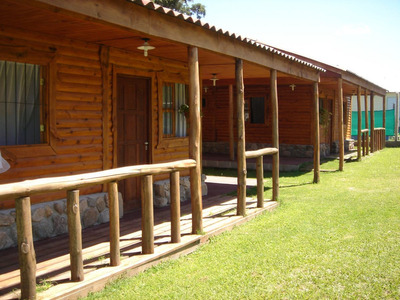 Bialet Masse, Cabañas Y Casa, A 15 Km Carlos Pa