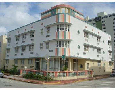 #81 Miami Beach Florida Departamento 1 Ambiente 1 Baño