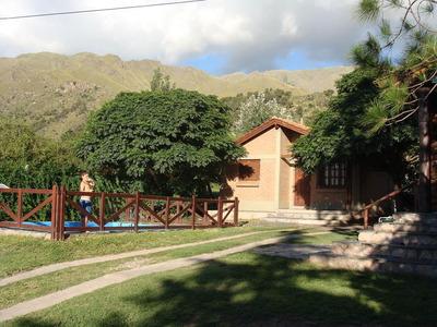 Cabaña En Rincón Merlo San Luis