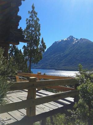 Alquiler Cabaña Frente Al Lago