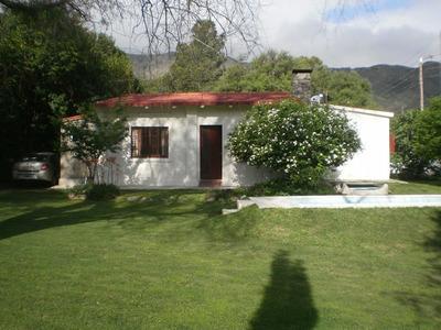 Alquilo Casa En Sierras De Córdoba Para 6 A 12 Personas.