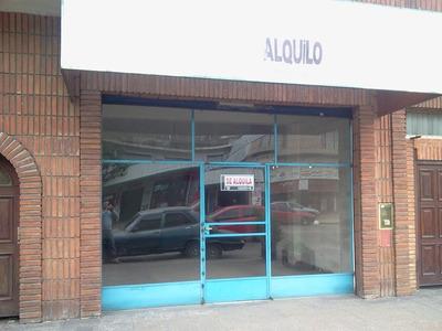 Alquilo Local En San Justo Sobre Avenida Comercial