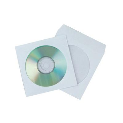 Sobres Cd Dvd Con Ventana Caja 1000 Unid. Calidad Premium