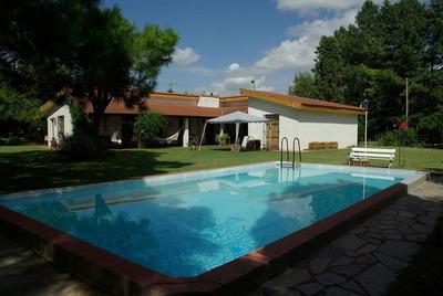 Casa Quinta Piscina Arboles Parrilla Asador Quincho