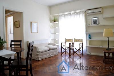 Departamento En Alquiler Temporario De 3 Ambientes En Palermo