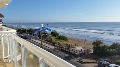 Piso Increible Con Balcon Frente Al Mar Todos Sus Ambientes