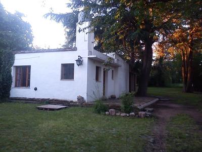 Casa/sierra De La Ventana/cap.6 Pers. Wifi,quincho,parque.