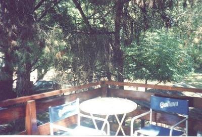 Alquilo Villa Gesell Cabaña Con Alarma Y Parque