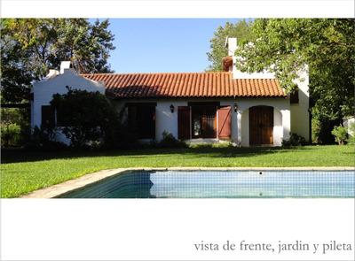 Z Norte Dueño Alquila Casa Quinta Chimenea Y Jacuzzi P/6 P