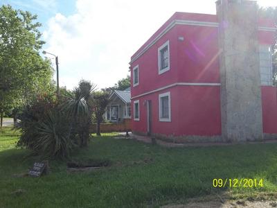 Alquiler Temporario Hermosa Casa 2 Plantas En Mar Chiquita