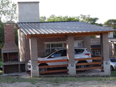Cabañas En Alquiler, Tanti Desde $700 A $800 Por Dia
