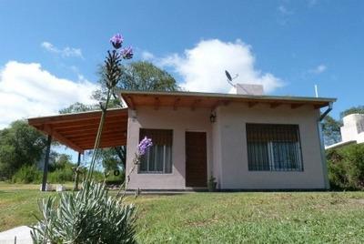 Hermosa Casa En La Cumbre - Valle De Punilla