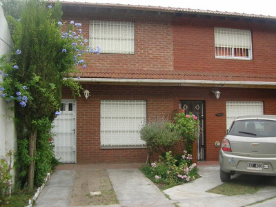 Duplex 3 Amb,5 Pers, Patio Parrilla Esp Para Auto,tv Cable