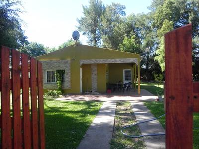 Casa Quinta De Campo, Disponibilidad A Partir De Marzo