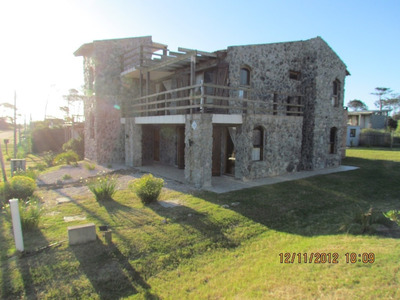 Casa En La Juanita 1cuadra Del Mar A 2 Km Jose Ignacio