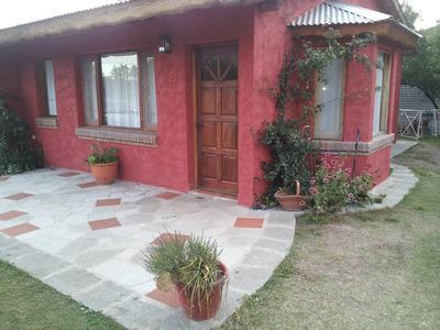 Casa Frente A Los Terrones En Quebrada De Luna