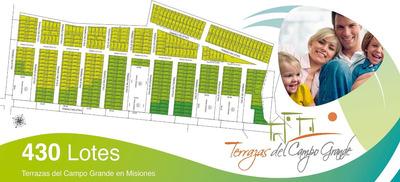 Terrazas Del Campo Grande, Sin Anticipo, Todocuotas Procrear