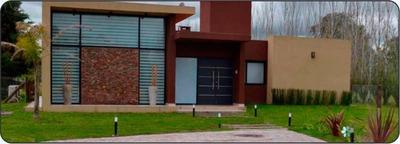 Venta O Permuta Casa En Barrio Cerrado La Candida La Plata
