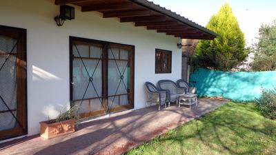 Hermosa Casa Quinta En Venta, A Solo 30