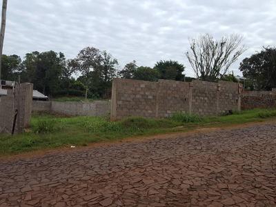 Vendo Excelente Terreno En Puerto Iguazu - Misiones