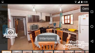 Alquilo Casa A 10 Min De Villa Carlos Paz, Para 6a8 Personas