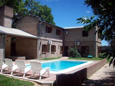 Casa Quinta Pilar Panamericana Km50 Fin De Semana Feriado