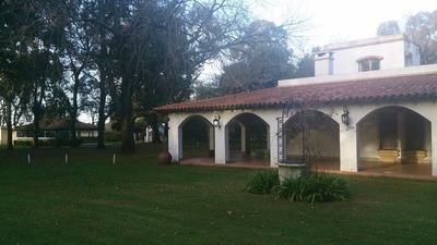 Lote En Club De Campo Zona Canning-san Vicente