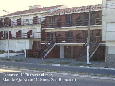 Venta Duplex Frente A La Playa, Mar De Ajo Mts.san Bernardo
