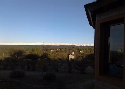 Cabañas Villa Gral. Belgrano - Cba Con Piscina Vista Sierras