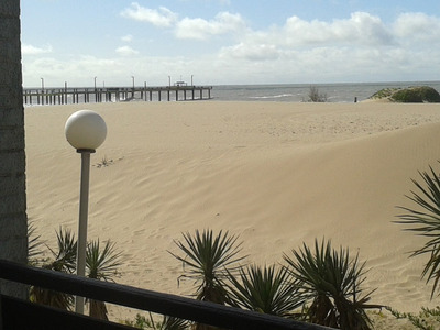 Frente Al Mar Y Cochera Cubierta 2 Amb. Paseo 130 Y Playa