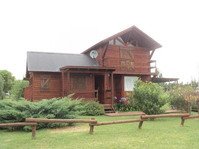 Alquiler Tempora Vacacione Todo El Año Cabaña Barrio Privado