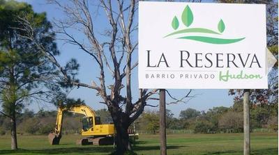 Lote En Hudson- Barrio La Reserva