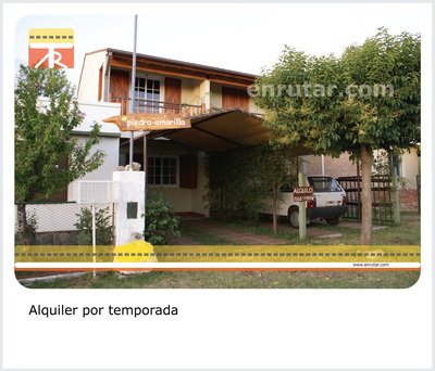 Alquiler Duplex Mina Clavero - Canonización Cura Brochero