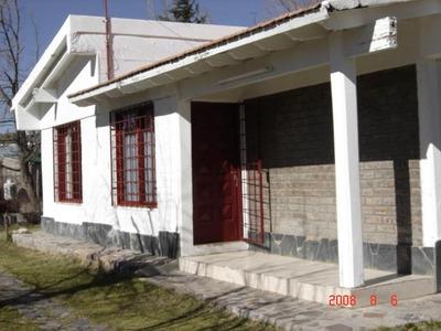 Cabañas De Alquiler En Mendoza, Tunuyan , Manzano Historico