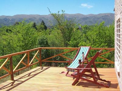 Casa En Las Sierras De Córdoba Vista Espectacular Giardino