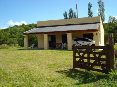Arroyo Benitez - Casa Con 100 Mts De Costa Sobre Arroyo