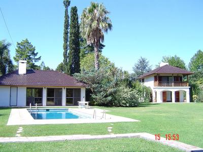 Casaquinta Con Dos Casas, Quincho Y Piscina El Trebol Ezeiza