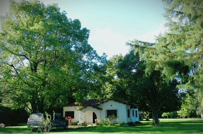 Alquiler De Quinta Vacacional En La Reja Moreno Sup: 6000 M2