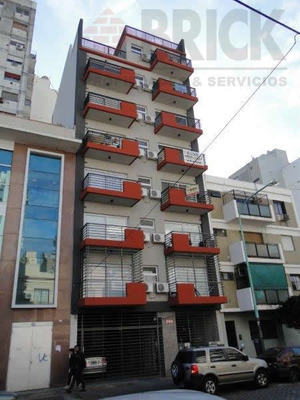 Departamento En Alquiler De 1 Ambiente En Villa Crespo