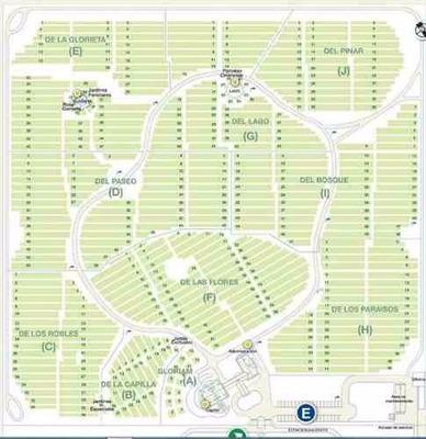 Cementerio Gloriam - Parcela Sector Del Pinar - Desocupado