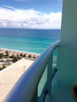 Departamento En Miami, Hollywood, De Lujo Sobre El Mar