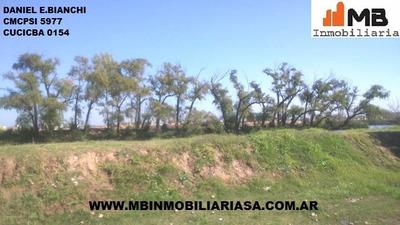 Villa La Ñata Venta Terrenos Frente A Canal Garcia